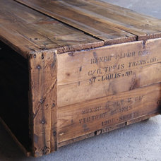 Farmhouse Coffee Tables by Furniture Farm by JND LLC