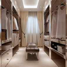 Traditional Closet by SEK-Residential Organization & Project Design LLC