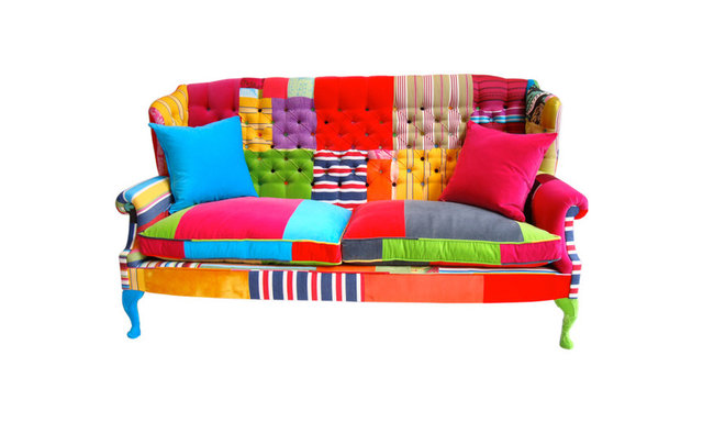 Eclectic Sofas by Squint Limited