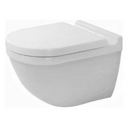 Duravit - Duravit - Toilet wall mounted Starck 3 - 2225090000 - White Finish