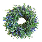 Creekside Farms - Rosemary and Lavender Wreath - The vibrant colors and soothing aromas that come with this wreath are reminiscent of an Italian countryside.