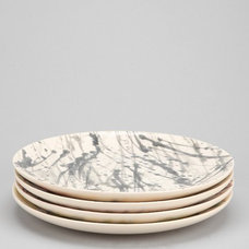 Contemporary Dinner Plates by Urban Outfitters
