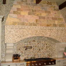 mediterranean tile by Lunada Bay Tile