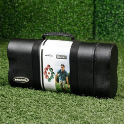 Halex - Halex 107mm Tube Style Bocce Case Multicolor - 20583 - Shop for Backyard Games from Hayneedle.com! Protect your bocce balls in this exclusively designed tube style case