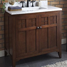 "Prairie 36"" Vanity - Prairie - Transitional - Style - Bath Collections"