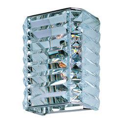 Maxim - Maxim 39782 Manhattan 1 Light ADA Compliant Wall Sconce - Product Features: