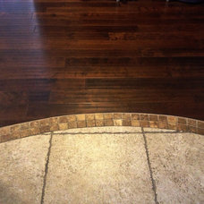 Traditional  by Precision Hardwood Flooring