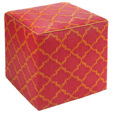 Contemporary Ottomans And Cubes by Fab Habitat