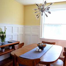 Modern Dining Room by Love Nest Design