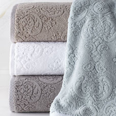 Traditional Bath Towels by Horchow