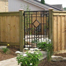 Home Fencing And Gates  Fencing
