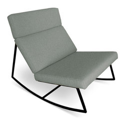 Gus - GT Rocker - The Gus* version of the perfect modern rocking chair.