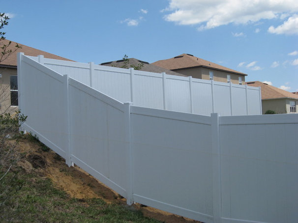Traditional Home Fencing And Gates by Superior Fence & Rail