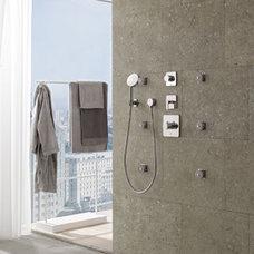 Modern Showerheads And Body Sprays by Build.com