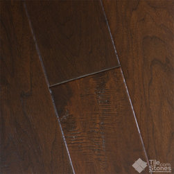 Outback Collection Coppermine Walnut Handscraped - Call For Pricing 1-877-558-8484