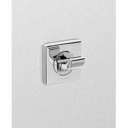 TOTO - TOTO YH626#BN Aimes Robe Hook, Brushed Nickel - TOTO YH626#BN Aimes Robe Hook, Brushed Nickel When it comes to Toto, being just the newest and most advanced product has never been nor needed to be the primary focus. Toto's ideas start with the people, and discovering what they need and want to help them in their daily lives. The days of things being pretty just for pretty's sake are over. When it comes to Toto you will get it all. A beautiful design, with high quality parts, inside and out, that will last longer than you ever expected. Toto is the worldwide leader in plumbing, and although they are known for their Toilets and unique washlets, Toto carries everything from sinks and faucets, to bathroom accessories and urinals with flushometers. So whether it be a replacement toilet seat, a new bath tub or a whole new, higher efficiency money saving toilet, Toto has what you need, at a reasonable price. TOTO YH626#BN Aimes Robe Hook, Br