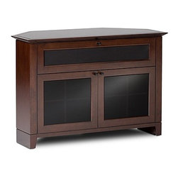 BDI - BDI | Novia Corner Home Theater Cabinet 8421 - Design by Matthew Weatherly.