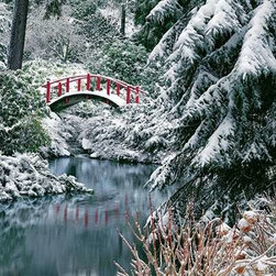 Nature's Crossing Puzzle - 1500 Piece Jigsaw PuzzleCross over into a winter wonderland all from the comfort of your own home! This stunning scene was captured in Seattle,     Washington, and you can treasure its beauty by framing the puzzle once you are done!