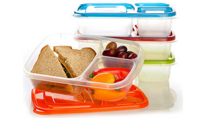 Contemporary Food Containers And Storage by Easy Lunchboxes
