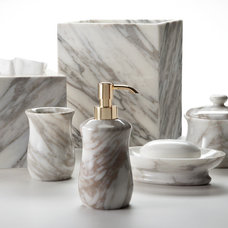Traditional Bathroom Accessories by J Brulee Home