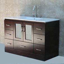 Bathroom Countertops by Homewoods Creation