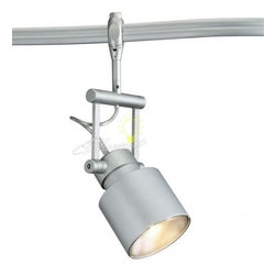 Zonyx Jorel Spot Light - The Jorel is a PAR30 flood light spot fixture designed for the Zonyx Track. It has a slender technical housing with a generous yet focus beam spread and powerful output.