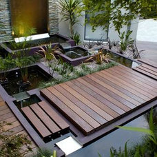 Asian Deck by Jerome DeMarco ART.chitecture