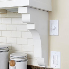 Ideas / Idea to end the back splash where the cabinet ends but the wall doesn't