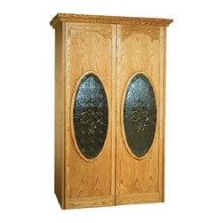 Vinotemp VINO-700H&H-NAP Napolean His & Her 700 Series Wine & Fur Cabinet - 7284The Napoleon ...