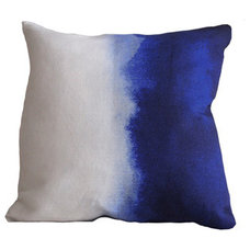 contemporary pillows by Bluebellgray