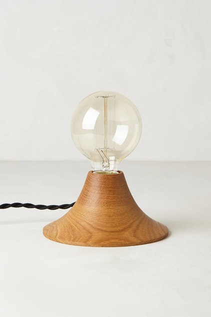 Contemporary Table Lamps by Anthropologie
