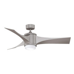 """Fanimation - Jennix 52"""" Ceiling Fan - Going green has never looked so good as it does with The Jennix!"""