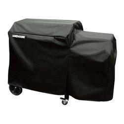 Landmann - Black Dog 42XT Smoker Cover - -Designed specifically for BLACK DOG 590135 Grill/Smoker