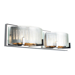 Alternating Current - Alternating Current AC1094 Firefly 4 Light Bathroom Vanity Lights in Chrome - This 4 light Bath Vanity from the Firefly collection by Alternating Current will enhance your home with a perfect mix of form and function. The features include a Chrome finish applied by experts. This item qualifies for free shipping!
