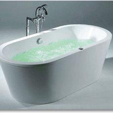 Contemporary Bathtubs by acritec.com