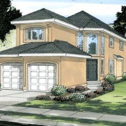 House Plan 126-141 -