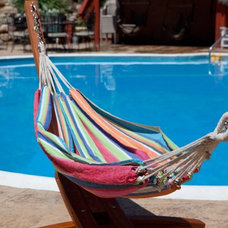 Contemporary Hammocks And Swing Chairs by Hayneedle