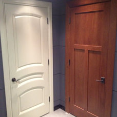 Traditional Interior Doors by Dovi Windows & Doors, Inc.