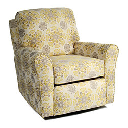 Little Castle - Cottage Recliner - Adult Cottage Recliner in Custom Fabrics
