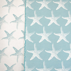 Beach Style Upholstery Fabric by Brick House Fabrics