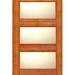 """BM-11 Interior Bamboo Contemporary 5 Lite Matte Glass Single Door - SKU#BM-11-1BrandAAWDoor TypeInteriorManufacturer CollectionInterior Bamboo DoorsDoor ModelDoor MaterialWoodWoodgrainBambooVeneerPrice410Door Size Options24"""" x 80"""" (2'-0"""" x 6'-8"""")  $028"""" x 80"""" (2'-4"""" x 6'-8"""")  +$1030"""" x 80"""" (2'-6"""" x 6'-8"""")  +$2032"""" x 80"""" (2'-8"""" x 6'-8"""")  +$2036"""" x 80"""" (3'-0"""" x 6'-8"""")  +$3024"""" x 96"""" (2'-0"""" x 8'-0"""")  +$14028"""" x 96"""" (2'-4"""" x 8'-0"""")  +$15030"""" x 96"""" (2'-6"""" x 8'-0"""")  +$16032"""" x 96"""" (2'-8"""" x 8'-0"""")  +$16036"""" x 96"""" (3'-0"""" x 8'-0"""")  +$170Core TypeSolidDoor StyleModernDoor Lite Style5 LiteDoor Panel StyleHome Style MatchingContemporaryDoor ConstructionSolid BambooPrehanging OptionsPrehung , SlabPrehung ConfigurationSingle DoorDoor Thickness (Inches)1 3/8 , 1 3/4Glass Thickness (Inches)1/4Glass TypeSingle GlazedGlass CamingGlass FeaturesTemperedGlass StyleMatte Glass TextureMatte Glass ObscurityHigh ObscurityDoor FeaturesDoor ApprovalsFSCDoor FinishesDoor AccessoriesWeight (lbs)310Crating Size25"""" (w)x 108"""" (l)x 52"""" (h)Lead TimeSlab Doors: 7 daysPrehung:14 daysPrefinished, PreHung:21 daysWarranty1 Year Limited Manufacturer WarrantyHere you can download warranty PDF document."""