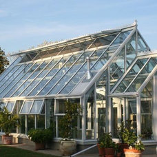 Traditional Greenhouses by Gothic Arch Greenhouses Inc