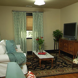 3 Day Blinds on Sell This House: Extreme- Seattle - 3 Day Blinds | Woven Woods