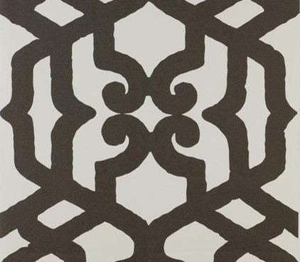 Contemporary Wallpaper by Dedar