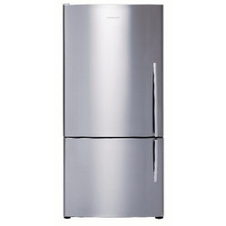 Fisher & Paykel Bottom Freezer Refrigerator - Unique electronic intelligence constantly monitors ...