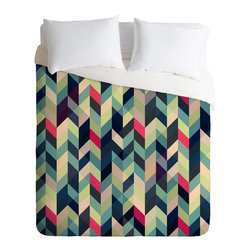 DENY Designs - Gabi Arise Duvet Cover - Turn your basic, boring down comforter into the super stylish focal point of your bedroom. Our Luxe Duvet is made from a heavy-weight luxurious woven polyester with a 50% cotton/50% polyester cream bottom. It also includes a hidden zipper with interior corner ties to secure your comforter. it's comfy, fade-resistant, and custom printed for each and every customer.