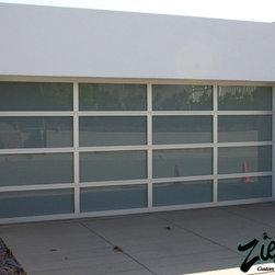 Metal & Glass Garage Doors - Ziegler Doors, Inc.