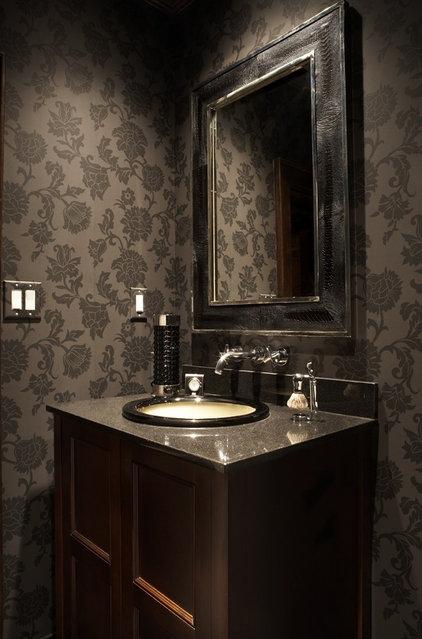 Contemporary Bathroom by Beth Dotolo, ASID, RID, NCIDQ