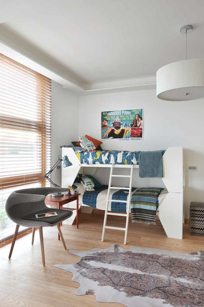 Eclectic Kids by Pascoe Interiors