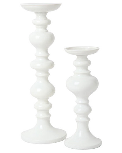 modern candles and candle holders by Blissliving Home